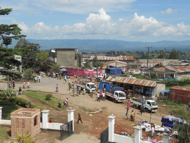 A town of Tukuyu!