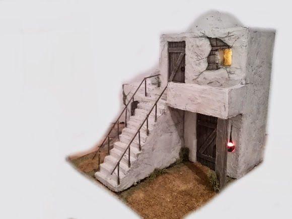 casita para el belen