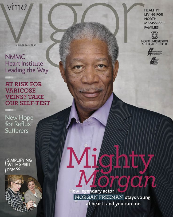 how legendary actor morgan freeman stays young at heart and you can too