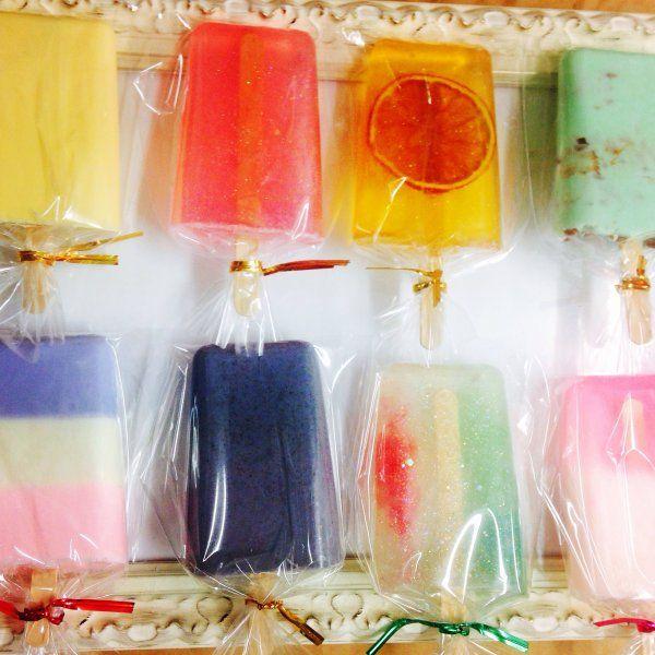 \簡単DIY/グリセリンソープで作るかわいい手作り石鹸♡作り方・参考画像まとめ -page2 | Jocee