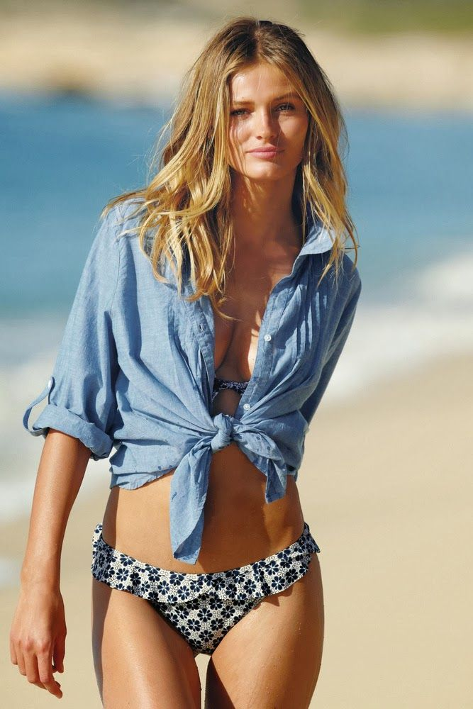 Edita Vilkeviciute for Next Swimwear