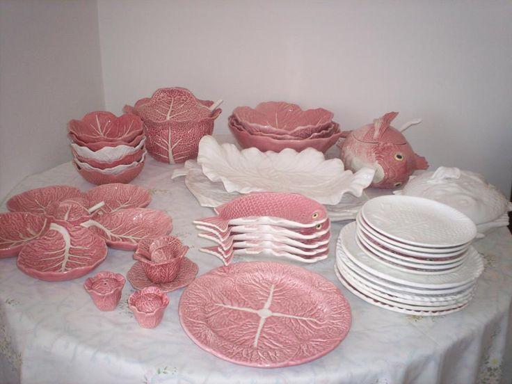 Bordalo Pinheiro, Portuguese tableware.