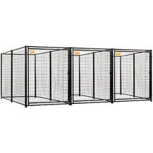 Walmart: ASPCA Heavy Duty Dog Kennel 3 run w/common wall