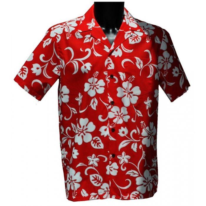 chemise hawaienne ...HAWAÏENNE
