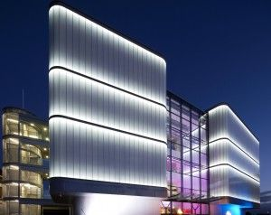 National Lighting Design Award For LCCCu0027s The Point - Event Industry News & 19 best Facade Lighting images on Pinterest   Facade lighting ... azcodes.com