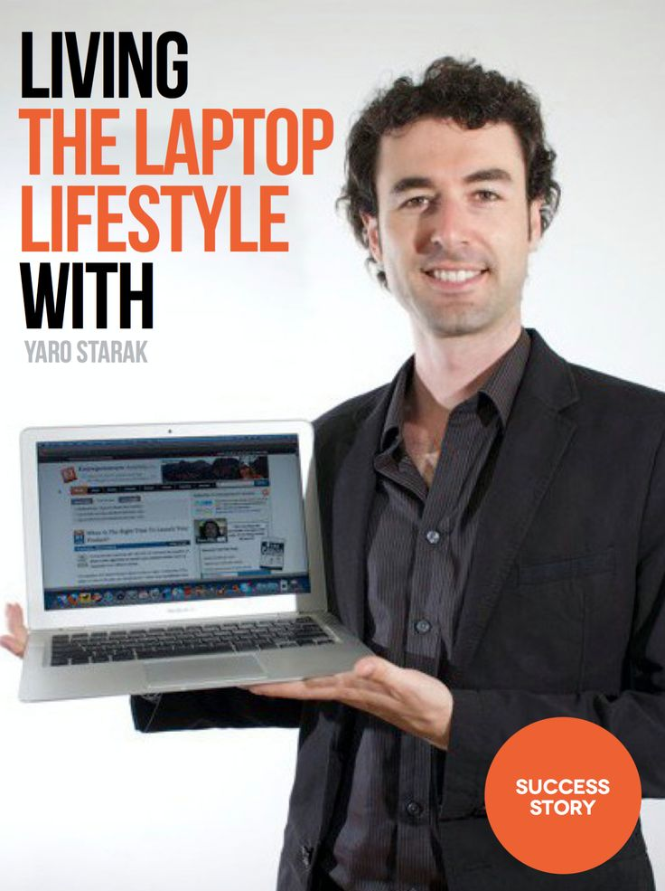 Picture this: Not waking up to an alarm every day confined by the 9am-5pm working schedule, not answering to someone else, and working totally when you feel and being able to travel the world when you want. Sounds great doesn't?  Well that's the laptop lifestyle of Yaro Starak! In this issue we interview Yaro and learn about a path to success that begun from the simple love of a hobby.