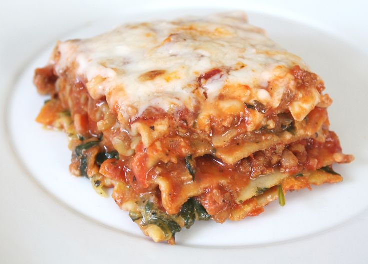 Veggie-Loaded Lasagna