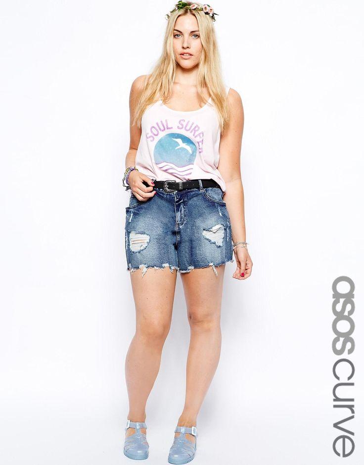 #4 Cuerpo ovalado: Shorts a la cintura (JIMY)