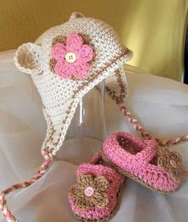 Yeni bebek şapkaları tığ işi örgü modelleri