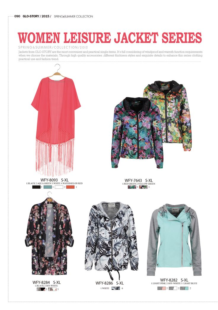 Leisure jacket series by Glo-Story  #forwomen #clothing #fashion #glostory #grey #jacket #blazer #trenchcoat #darkblue