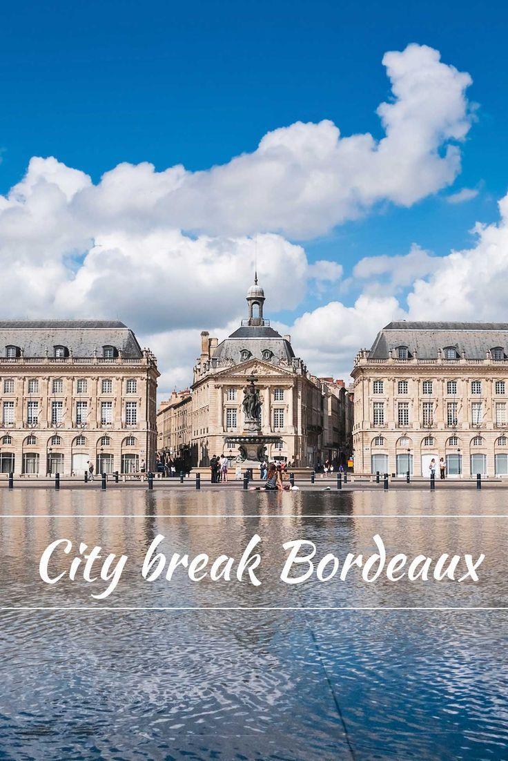 Partez pour un week-end oenologie au coeur de Bordeaux !