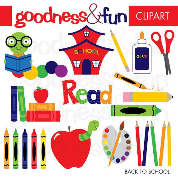 Digital Clipart  by goodness and fun