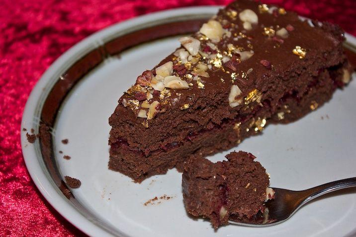 Af en madblogger at være er det nok utroligt sent, at jeg får prøvet denne sagnomspundne dessert! Jeg mener, Gateau Marcel er vist rimeligt udbredt og bl