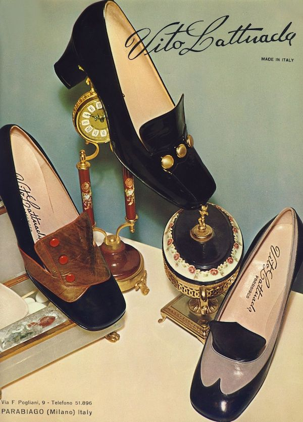 Scarpe Sposa Parabiago.Thehistorialist 1968 From La Flessibile To Colette Parabiago