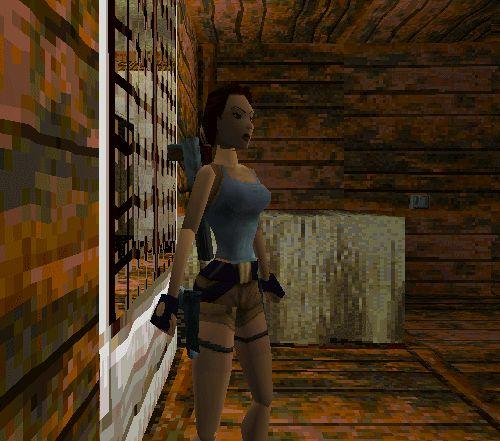 Tomb Raider II, PS1.