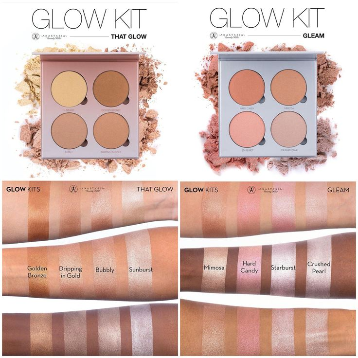 Glow alert! Anastasia Beverly Hills' Glow Kits are glow essentials!