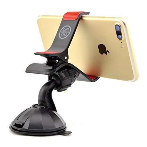 In Car Holder for Apple Iphone 8 / 7 / 7 Plus / 6s / 6 / 6 Plus / 5 / 4 / 4s / 3G / 3 and IPOD series 2018 Model Iphone X  Best Black Friday Deals .Mobile phone holder is compatible with iphone 8 iphone 7s and iphone 7s Plus Iphone 6s and 6 ,Iphone 5 iphone 4 and other mobiles. Windscreen Car Phone Mount Universal Windshield Car Mount Best On car phone holder , Phone holder for Car , Apple Phones in car mobile holder for SmartPhones Windscreen Car Phone Mount Universal Winds