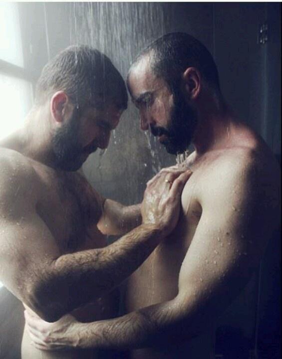 Beary gay mature daddies