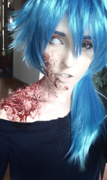 Bad end with Ren | Dmmd: Aoba's Cosplay | Pinterest