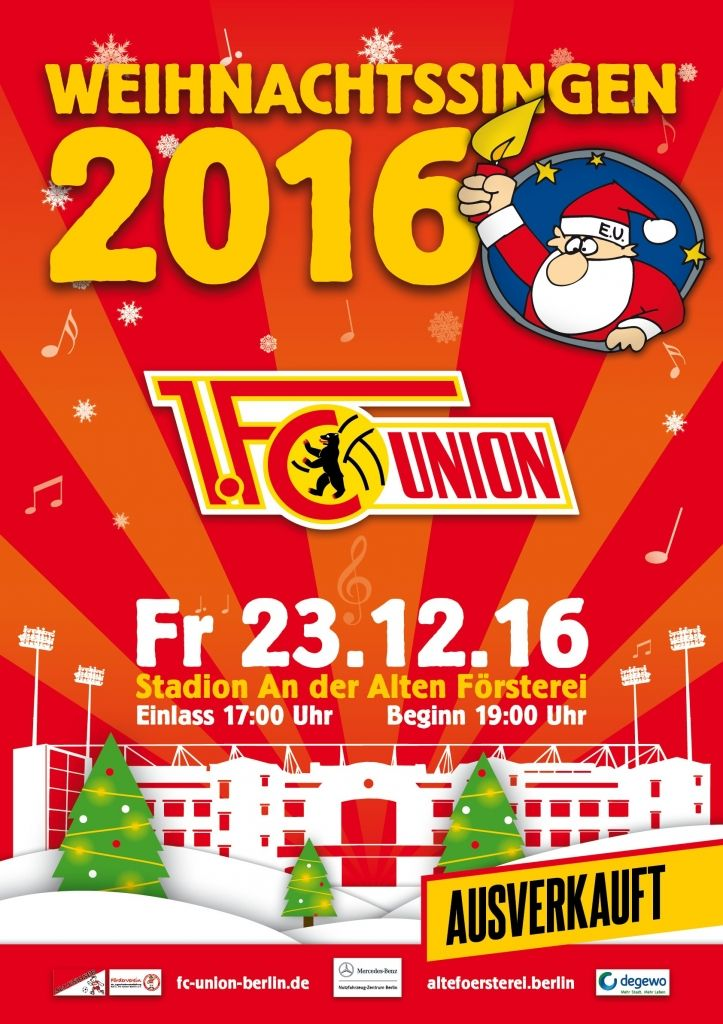 1. FC Union Berlin - Start
