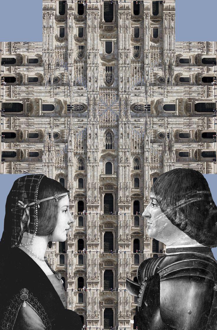 Onirico Milano #3 Il sogno di Ludovico e Beatrice
