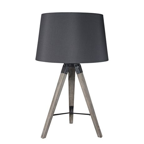Robust Tripod Table Lamp 72cm   Freedom Furniture and Homewares