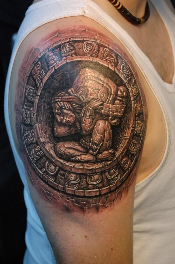 aztec tattoo designs (26)