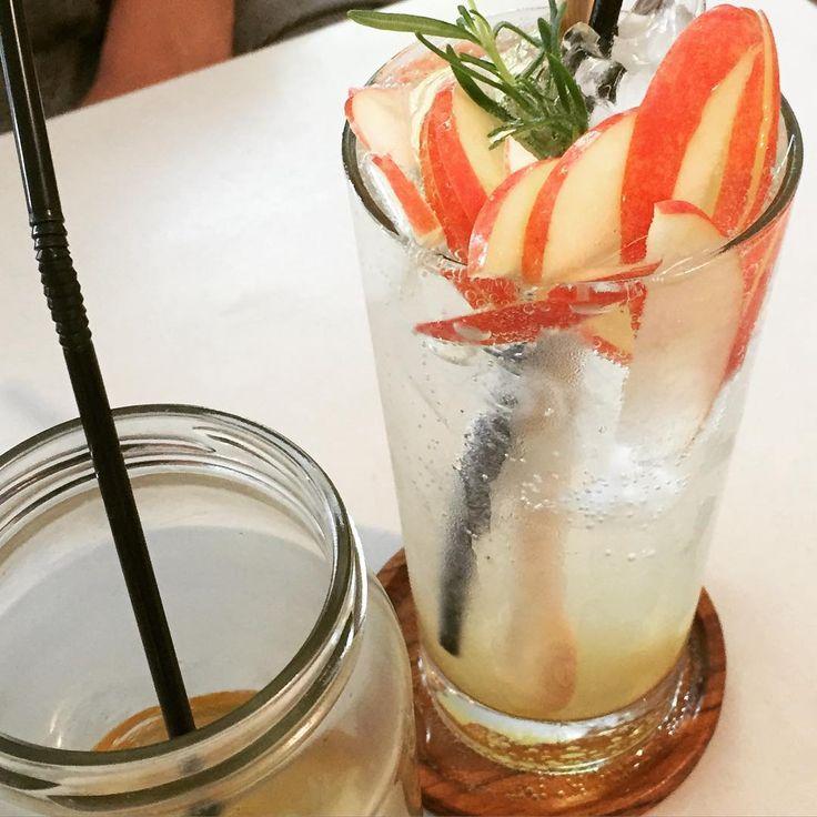 #apple #lemonade #lecker #foodporn #먹스타그램 #카페 #cafe #berlin #akoberlin #베를린