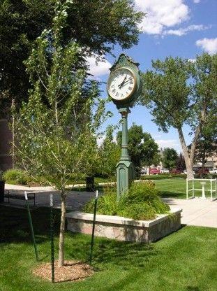 Town Clock, Castle Rock, CO