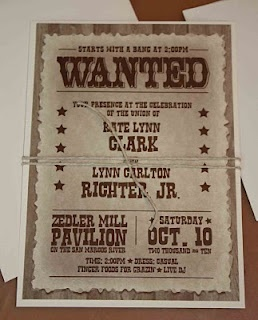 161 best Cowboy Wedding Invitations images on Pinterest | Country ...