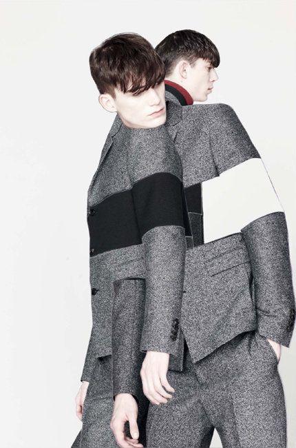 Kris Van Assche FW13 Lookbook | Fashion Magazine | News. Fashion. Beauty. Music. | oystermag.com