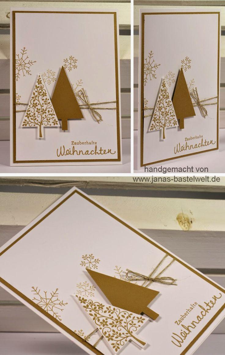 Janas Bastelwelt - Unabhängige Stampin' Up! Demonstratorin: Zauberhafte Weihnachten
