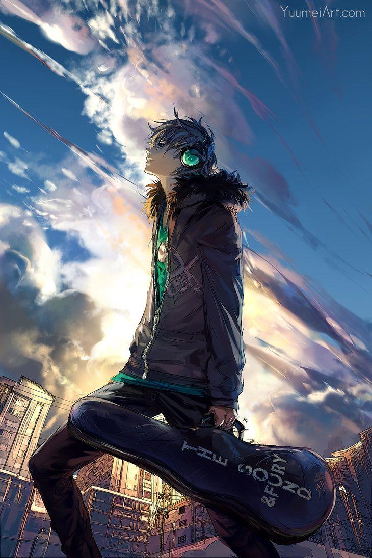 Всей души, прикольные картинки для аватарок мальчик и девочка аниме