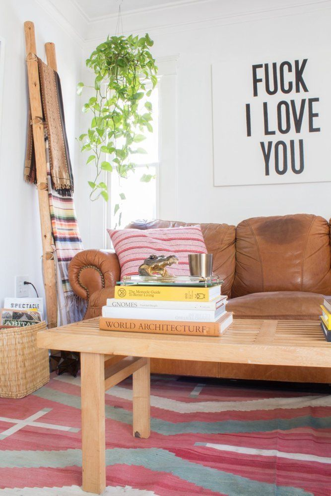 House Tour: An Earthy and Eclectic Venice Bungalow | Apartment Therapy