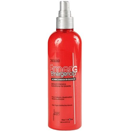 Toque Magico Emergencia Leave-In Intensive Conditioner for Blow Dry 8 oz $6.29   Visit www.BarberSalon.com One stop shopping for Professional Barber Supplies, Salon Supplies, Hair & Wigs, Professional Product. GUARANTEE LOW PRICES!!! #barbersupply #barbersupplies #salonsupply #salonsupplies #beautysupply #beautysupplies #barber #salon #hair #wig #deals #sales #Toque #Magico #Emergencia #LeaveIn #Intensive #Conditioner #Blow #Dry
