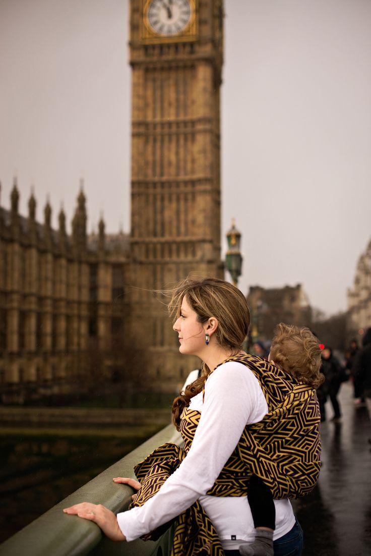 Big Ben – Woven Wings Copyright of Sarah Condry Photography.
