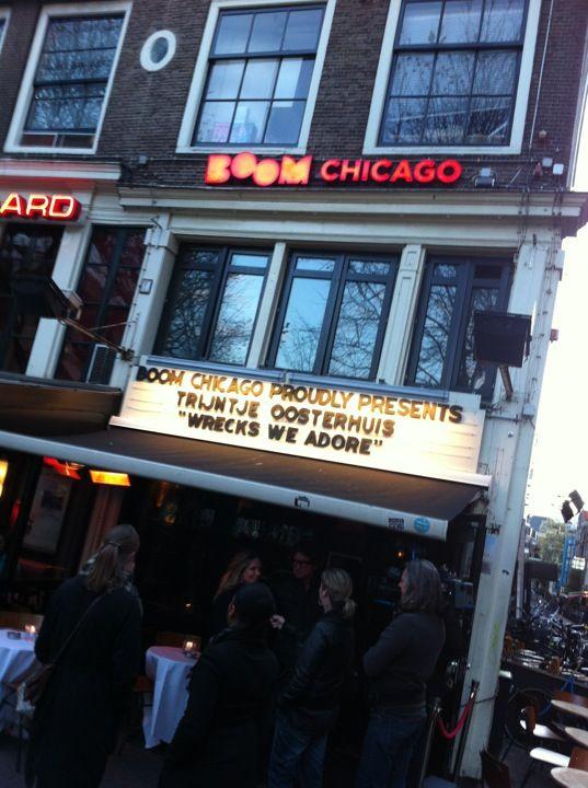 Boom Chicago @ Leidsplein