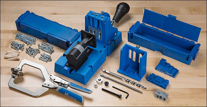 Kreg® K5 Master System - Woodworking