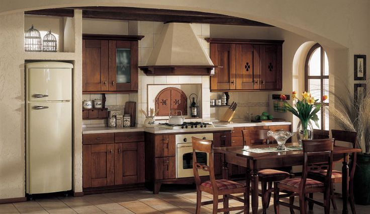 17 migliori idee su cucine rustiche su pinterest mobili - Casa dolce casa arredamenti ...