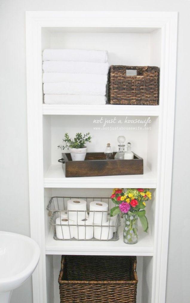 Tidy Living 5 Piece Bathroom Organizer Bundle Top Bathroom
