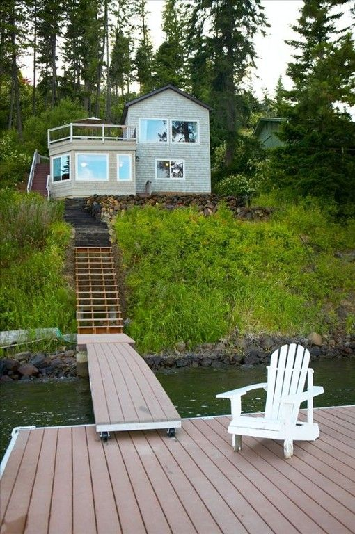 17 best images about outdoor stairs on pinterest lakes for Movable floating deck