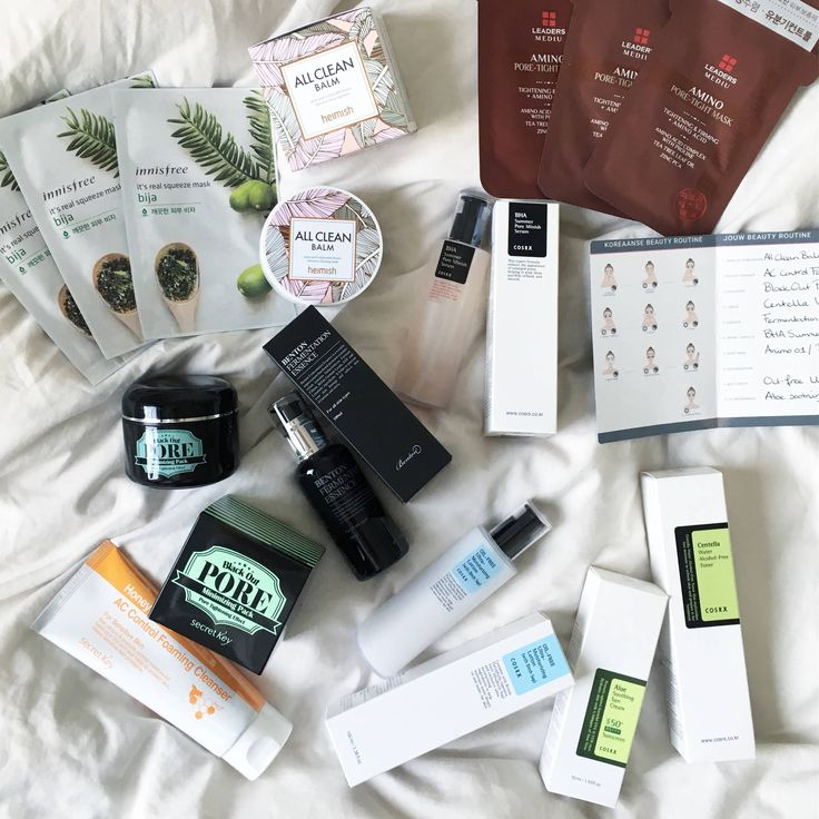 Koreaanse beauty routine getest door Maaike van www.MMKE.nl
