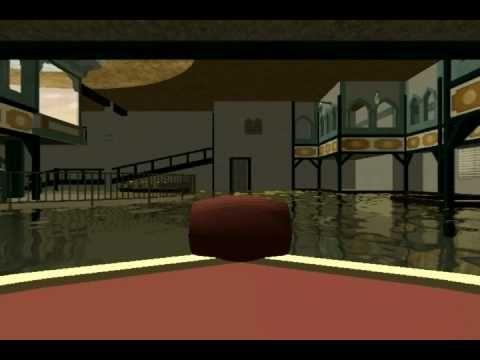 RCT3 Fata Morgana [Efteling vanuit je stoel] 3d animatie - YouTube
