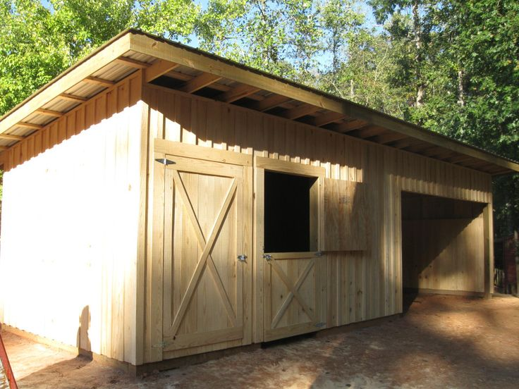 Shed Stall Barn Yes Please With A Separate Barn Of Course