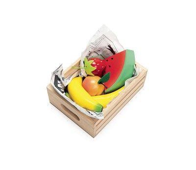 Trekasse med frukt