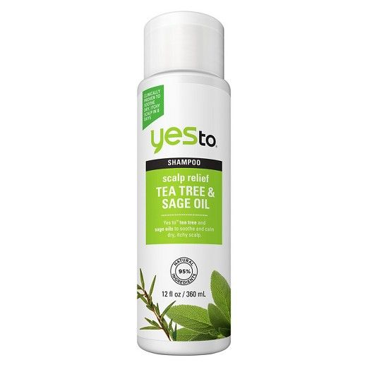 Yes to® Naturals Calming Scalp Relief Shampoo - 12 oz : Target