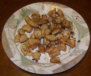 Garlic Electric Skillet Chicken