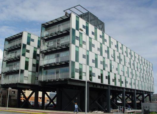Edificio Servicios Públicos, Barrio Cívico Concepción (Miniwave HD)