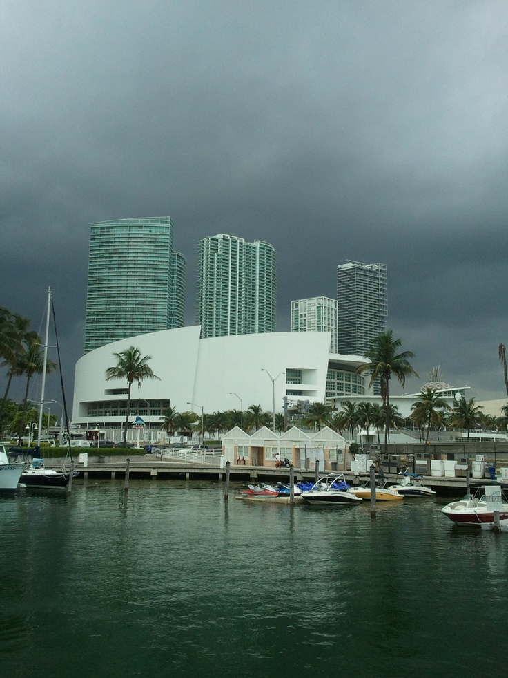 Home of the Miami Heat :)
