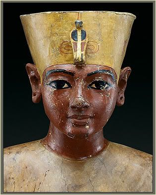 King Tut's Face - History Forum ~ All Empires - Page 1